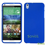HTC DESIRE 816 710c TPU(Gel) Case Blue