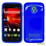 ZTE Source N9511 TPU(Gel) Case Blue