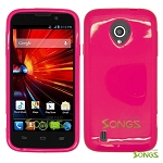 ZTE Source N9511 TPU(Gel) Case Pink