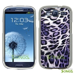 Samsung Galaxy S3 i9300 Cheetah Design Case #4